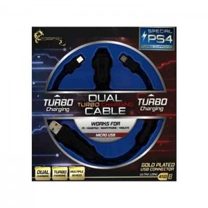 Dragon War Dual Turbo Charging Cabo